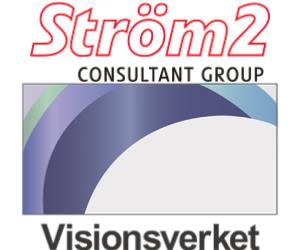 Ström2 och Visionsverket i strategiskt samarbe